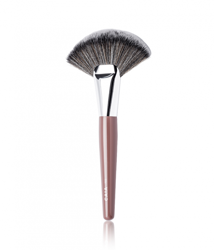 LARGE FAN BRUSH 02 in the group BRUSHES / MAKEUP BRUSHES at CAIA Cosmetics (CAI139)