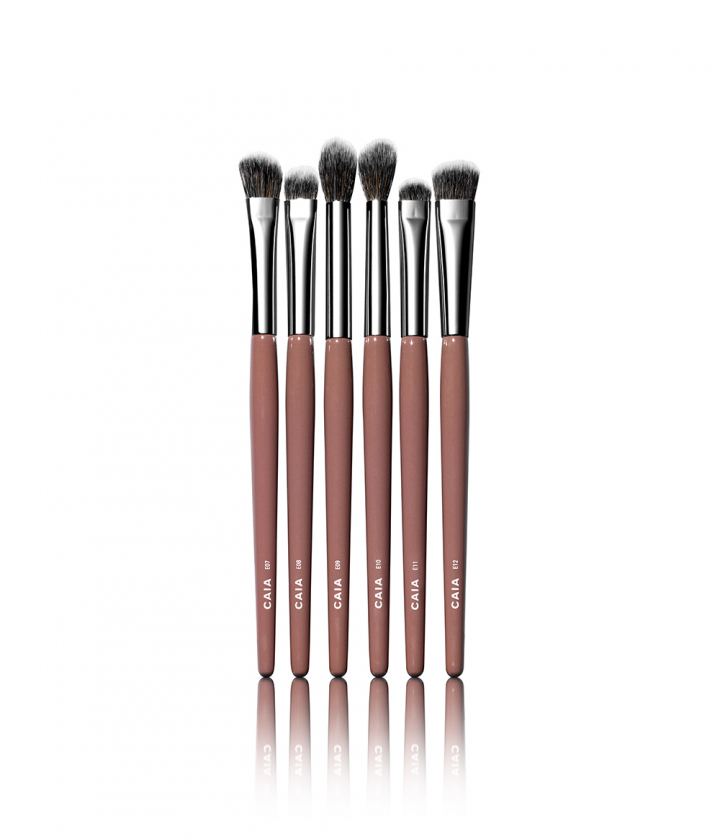 ESSENTIAL BRUSH KIT - EYES in the group BRUSHES at CAIA Cosmetics (CAI175)