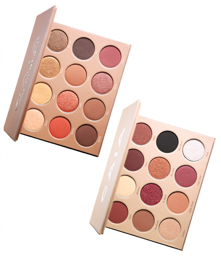 Eyeshadow Duo Eyeshadows