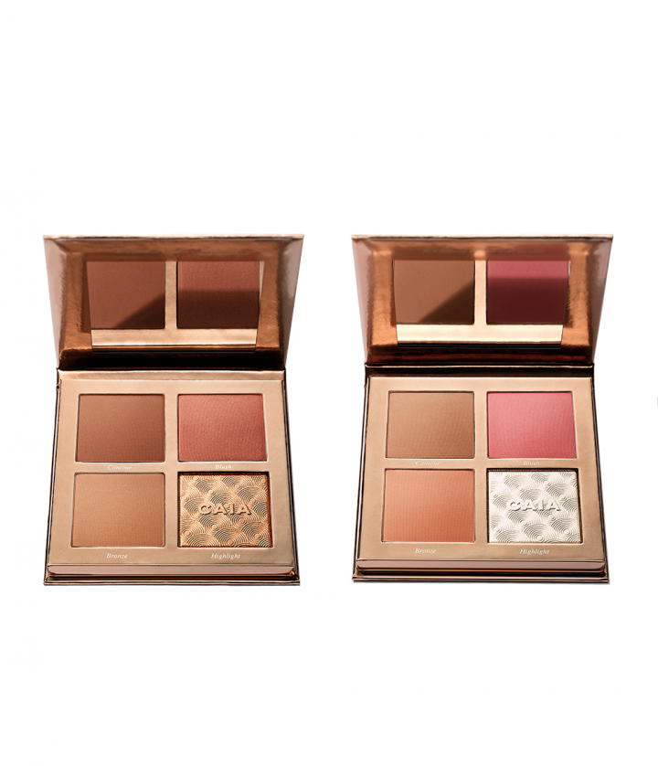 FACE PALETTE DUO  in the group FACE / PALETTES at CAIA Cosmetics (CAI199)